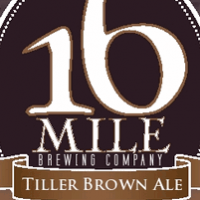 16 Mile Tiller Brown Ale