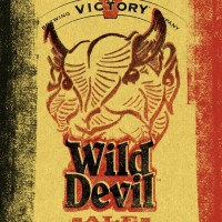 Victory Wild Devil Belgian Ale label