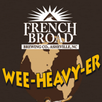 French Broad Wee Heavy-er Scotch Ale