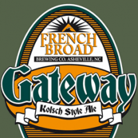 French Broad Gateway Kölsch