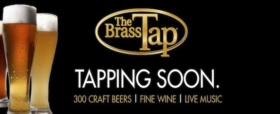 The brass tap a craft beer bar plans to open airport