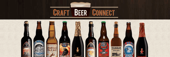 Craft beer connect top 10 things to know about a one of a for Best craft beer of the month club