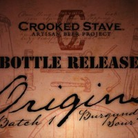 crooked stave origins batch 1 burgundy sour