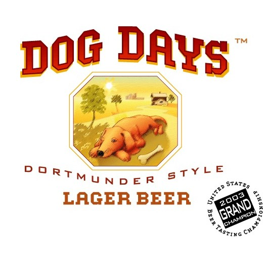 Two Brothers Dog Days Beer