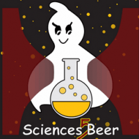 5 Sciences Beer label