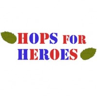 hops for heroes logo