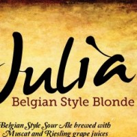 Listermann Julia Belgian Blonde Sour Ale