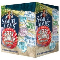 samuel adams beers of summer variety pack