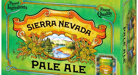 sierra nevada pale ale 12-pack crop