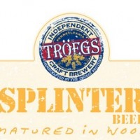 Tröegs Splinter Gold Wood Aged Wild Ale