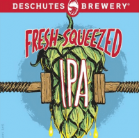 Deschutes Fresh Squeezed Label