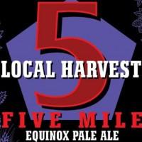 Five Mile Equinox Pale Ale
