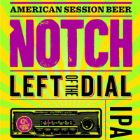 Notch Left of the Dial IPA