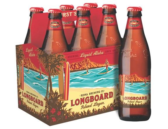 kona longboard island lage 6pack
