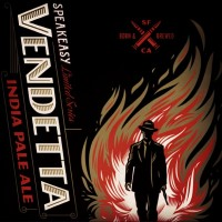 speakeasy vendetta ipa label