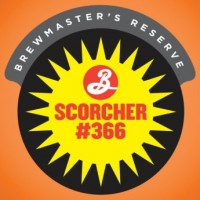 Brooklyn Scorcher #366 Pale Ale label
