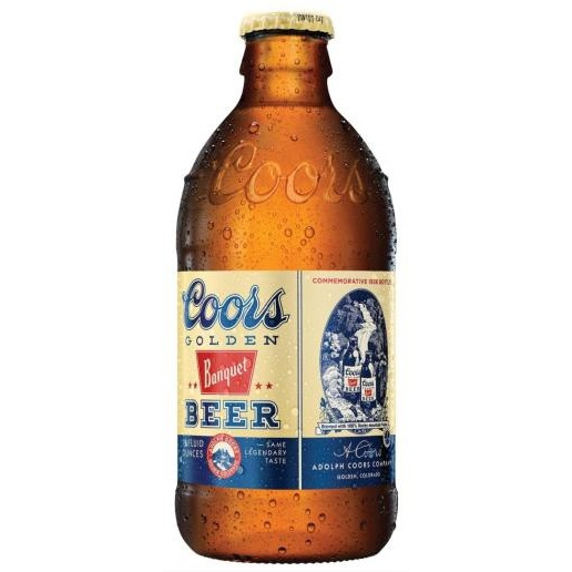 New Coors Banquet bottle launches on June 1 | BeerPulse