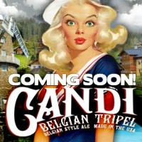 Dominion Candi Belgian Tripel label