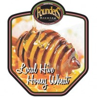 Founders Local Hive Honey Wheat