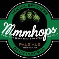 Mmmhops Beer Label