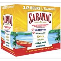 Saranac 12 Beers of Summer