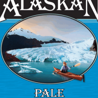 Alaskan Pale Ale label