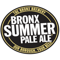 bronx summer pale ale label