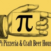 pi pizzeria and craft beer house logo