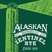 Alaskan Sentinel Rye Pale Ale label