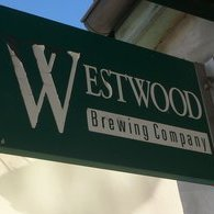 westwood brewing co sign