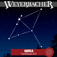 weyerbacher aquila label