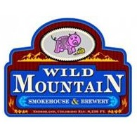wild mountain smokehouse brewery logo