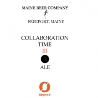Maine Collaboration Time III Ale