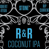 Stone / Rip Current R and R Coconut IPA