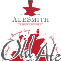 AleSmith Old Ale label
