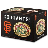 Anchor Steam SF Giants Mixed Pack 2
