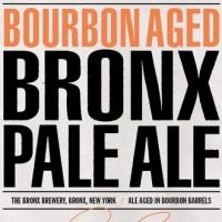 Bourbon Aged Bronx Pale Ale