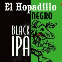 Karbach El Hopadillo Negro label