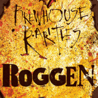 Flying Dog Roggen Ale label