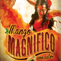 Founders Mango Magnifico con Calor Ale bottle