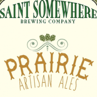 Saint Somewhere Plus Tôt L'etat Farmhouse Ale