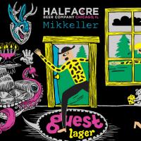Half Acre Guest Lager Mikkeller