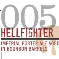 Karbach Bourbon Barrel Aged Hellfighter Imperial Porter 2013
