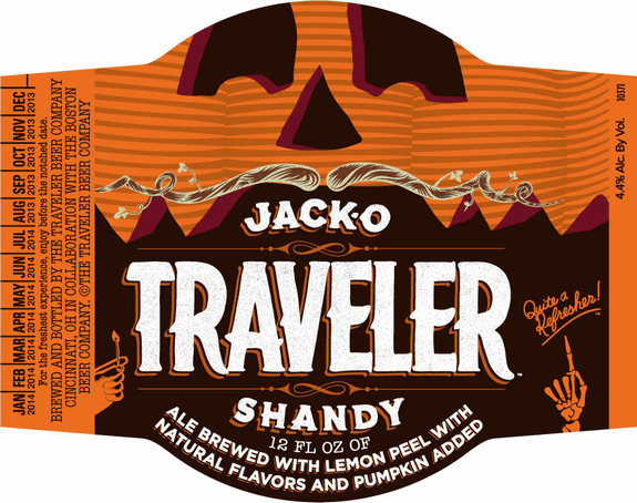 Traveler Jack-O Shandy
