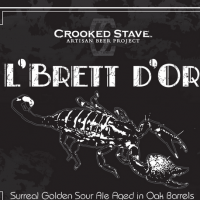 Crooked Stave L'Brett D'Or Surreal Golden Sour Ale