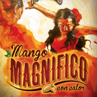 Founders Mango Magnifico label