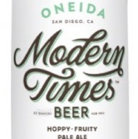 Modern Times Oneida label