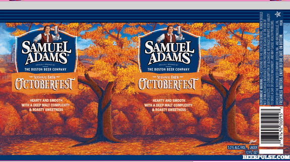 Samuel Adams Octoberfest 12oz can