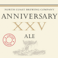 North Coast XXV Anniversary Ale