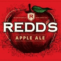 Redd's Apple Ale label